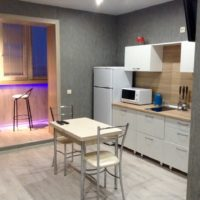 Апартаменты студия «Лофт»