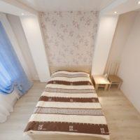 Люкс с двумя спальнями 2+2, 1+1